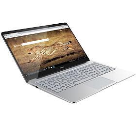 """UMAX notebook VisionBook 14Wg Pro/ 14,1"""" IPS/ 1920x1080/ N4000/ 4GB/ 64GB Flash/ micro HDMI/ 2xUSB/ W10 Home/ stříbrný"""