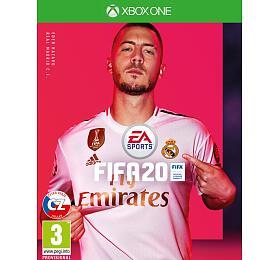 Hra naXbox One FIFA 20