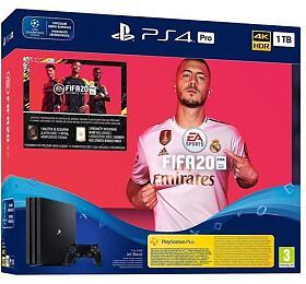 Sony PS4 Pro 1TB +FIFA 20