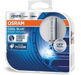 OSRAM xenonová výbojka D2S XENARC OFF ROAD COOL BLUE BOOST 12/24V 35W P32d-2 7000K