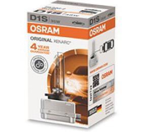 OSRAM xenonová výbojka D1S XENARC 12/24V 35W PK32d-2 4300K živ.3000h