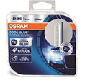 OSRAM xenonová výbojka D2S XENARC COOL BLUE INTENSE 12/24V 35W P32d-2 6000K živ.2800h