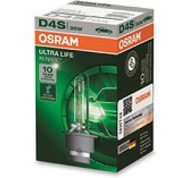 OSRAM xenonová výbojka D4S XENARC ULTRALIFE 12/24V 35W P32d-5 4300K živ. až300000 km