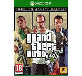 XOne -Grand Theft Auto VPremium Edition