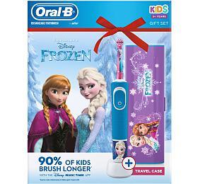 Oral-B Vitality Kids Frozen+cest.pouzdro