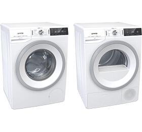 SET Pračka GORENJE W 2A824 + Sušička GORENJE D2A83IL/I