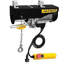 Naviják lanový elektrický 500/250 kgPROTECO