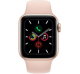 Apple Watch Series 5,40mm, Gold/ Pink Sand Sport Band
