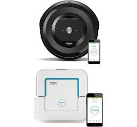 iRobot Roomba e5+ iRobot Braava jet 240