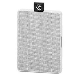 Seagate ® One Touch SSD 500GB White