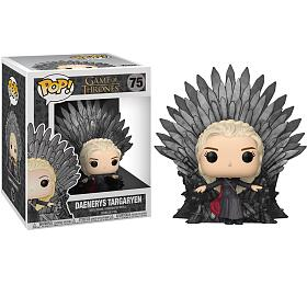 Funko POP Deluxe: Game ofThrones S10 -Daenerys Sitting onThrone