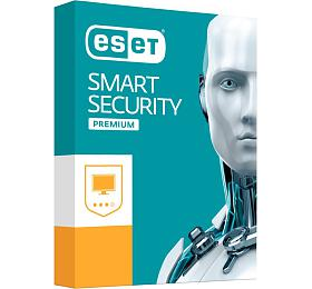 ESET Smart Security Premium, nová licence -krabice, 1licence, 1rok