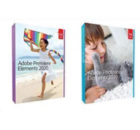 Photoshop/Premiere Elements 2020 ENG MPSTUDENT&TEACHER Edition, BOX