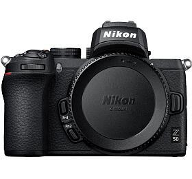 Nikon Z50 -systémový fotoaparát