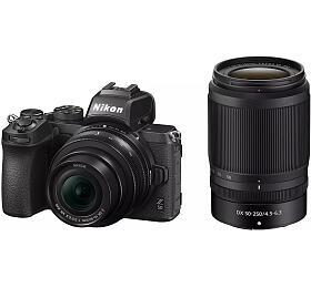 Nikon Z50 +16-50mm f/4,5-6,3 DX- systémový fotoaparát