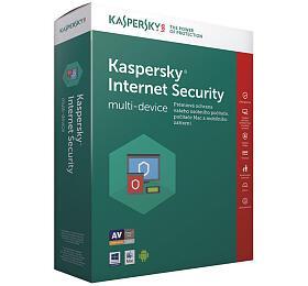 Kaspersky Internet Security 1x1 rok Nová BOX