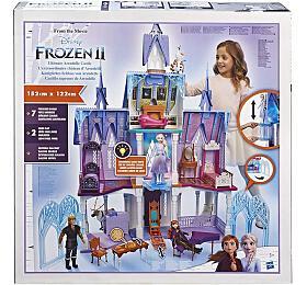 Frozen 2Velký hrad Arendelle