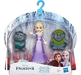 Frozen 2Mini Figurky kamarádi