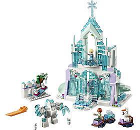 Elsa ajejí kouzelný ledový palác