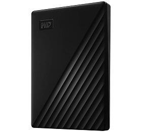 "WD MyPassport portable 1TB Ext, 2,5"" USB3.0, WORLDWIDE 2019, Black"