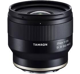 Tamron 20mm F/2.8 DiIII OSD 1/2 MACRO pro Sony FE