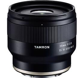 Tamron 35mm F/2.8 DiIII OSD 1/2 MACRO pro Sony FE