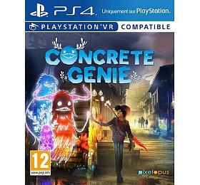 Sony PS4 Concrete Genie VR