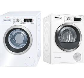 Bosch WAW32540EU +Sušička Bosch WTW855H0BY