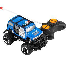 Ugo Police -auto nadálkové ovládání 1:43, 10km/h