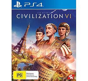 PS4 -Sid Meier's Civilization VI