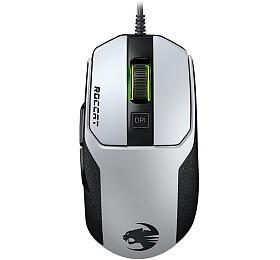 ROCCAT Kain 102 AIMO herní myš, 8500 DPI ,RGB, bílá