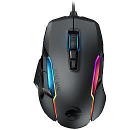 ROCCAT Kone AIMO -remastered, herní myš, 16000 DPI ,RGB, černá