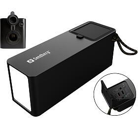 Sandberg Survivor Camper Powerbank 42000 mAh, IP64, USB-C PD45W, černá
