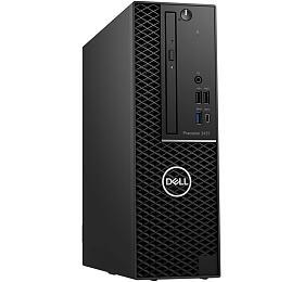 Dell Precision 3431 SFi7-9700/16GB/256GB SSD-M2/int.VGA/no DVD/No-WiFi/DP/W10P/3RNBD/Černý