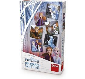 Pexeso Ledové království II/Frozen IIspolečenská hra vkrabici 11,5x18x3cm