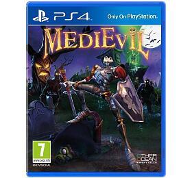 MediEvil hra PS4 Sony