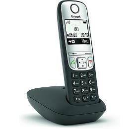 SIEMENS Gigaset A690 -DECT/GAP bezdrátový telefon, barva černá
