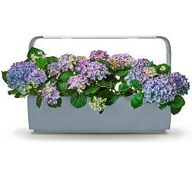 TREGREN T12 Kitchen Garden, chytrý květináč, šedý