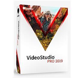 VideoStudio 2019 Pro MLEU EN/FR/IT/DE/NL -BOX