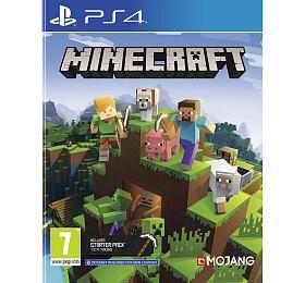 PS4 -Minecraft Bedrock