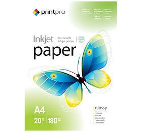 Colorway fotopapír Print Pro lesklý 180g/m2/ A4/ 20listů