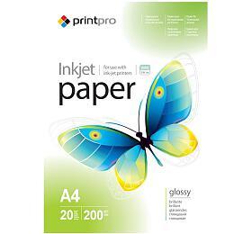Colorway fotopapír Print Pro lesklý 200g/m2/ A4/ 20listů