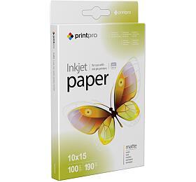 Colorway fotopapír Print Pro matný 190g/m2/ 10x15/ 100 listů