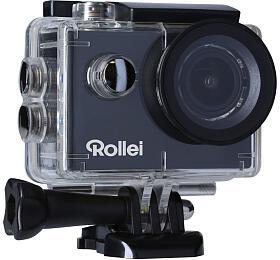 Rollei ActionCam Fun/ 4K/30fps/ 1080/60 fps/ 150°/ DO/ Wi-Fi/ Černá