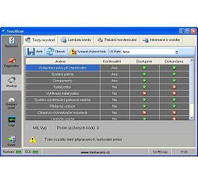TouchScan včeštině naCD -ELM 327 -DIAG SIXTOL