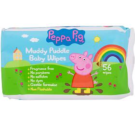 Čisticí ubrousky Peppa Pig Peppa, 56ml