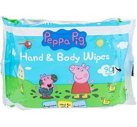Čisticí ubrousky Peppa Pig Peppa, 90ml