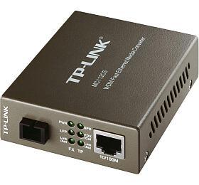 TP-Link MC112CS WDM Konvertor 100 Mbps Eth/Optika