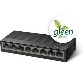 TP-Link LS1008G 8xGigabit Desktop Switch Fanless