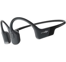 AfterShokz Aeropex, Bluetooth sluchátka před uši, černá